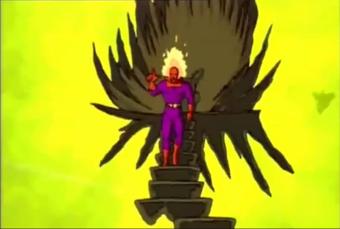 Dark Dimension Marvel