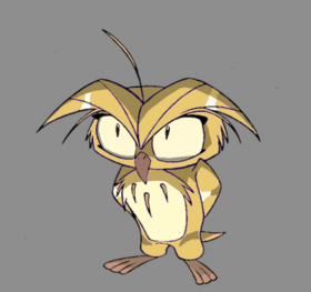 Mission Odyssey - Owl