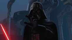 Darth Vader Star Rebels
