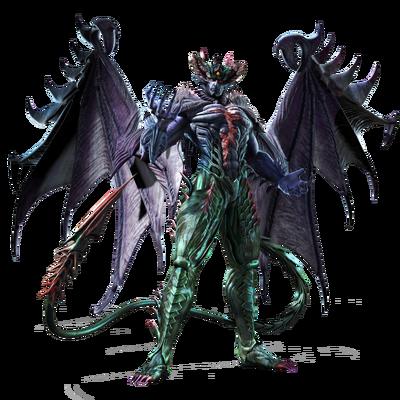 Devil kazuya true form