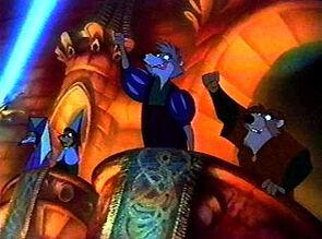 The Council Rats