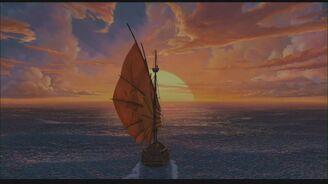 Sinbad's Ship