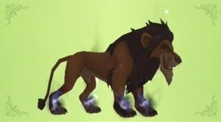 Ghost of Scar CGI