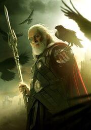 Odin Borson Marvel