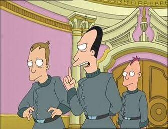 Walt, Igner and Larry