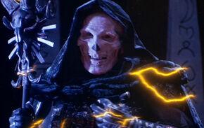 Skeletor Live action