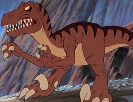 Velociraptor (Land Before Time)