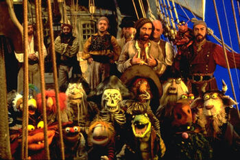Captain Silver's Pirate Crew
