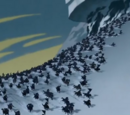The Hun Army
