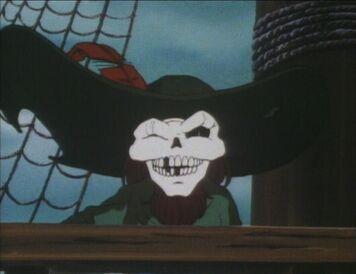 Captain Jack Higgins