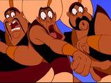 The Royal Guards (Aladdin)