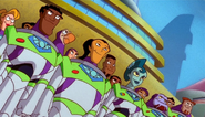Star Command's Space Rangers