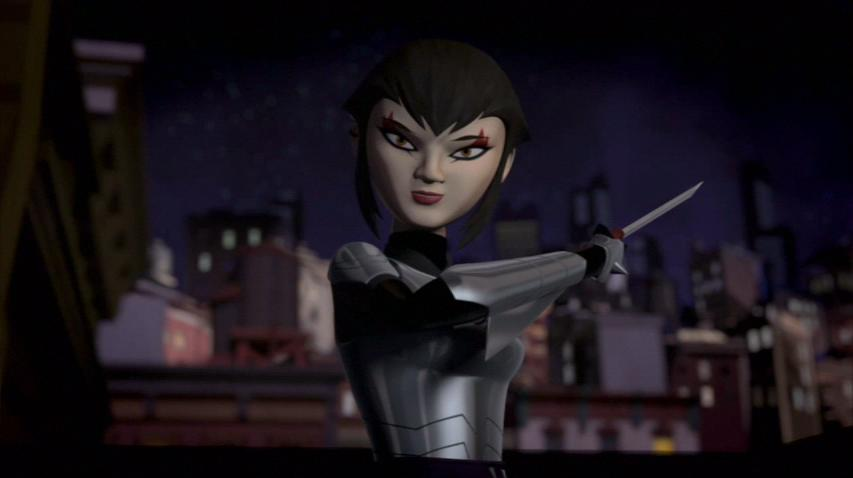Nickelodeon Teenage Mutant Ninja Turtles Karai