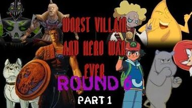 Worst Heroes and Villains War Ever Round 6 The Great Escape Part 1