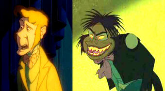 Dr. Jekyll and Mr. Hyde (The Pagemaster)