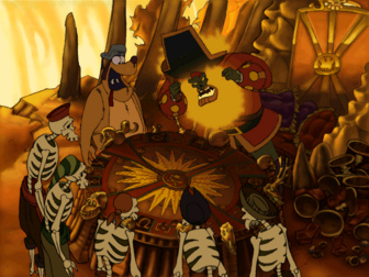 Lechuck and Army of the Undead