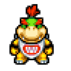 Bowser Jr. Animated