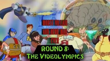 Worst Heroes and Villains War Ever Round 8 Videolympics Part 3 of 3