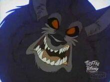 Jackal-Beast