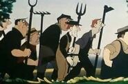 Angry Mob (The Animal Farm)