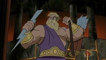 Zeus class of the titans