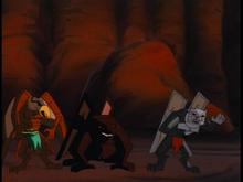 Raven's Totem Beasts