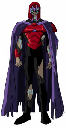 Magneto Horseman of War