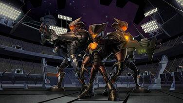 DreadZone Gladiators