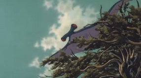 Nightmare King's Flying Manta