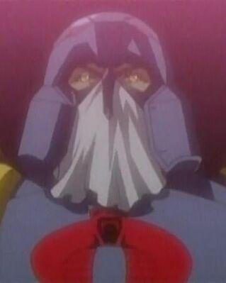 Cobra Commander Sigma 6