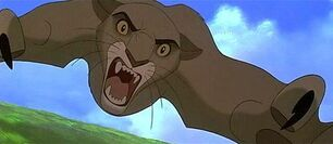 The Mountain Lion (Spirit- Stallion of the Cimarron)