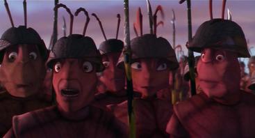 Mandible's Ant Troops