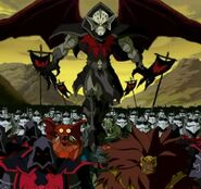 Forces of Hordak