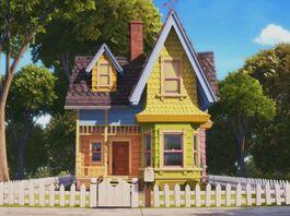 Carl's house New