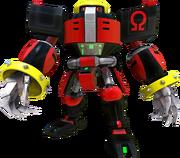 E-123 Omega CGI