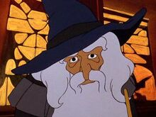 Gandalf Animated