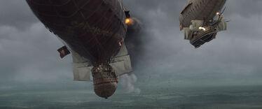 Buckingham's Flying Ship