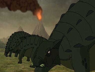 Ankylosaurus (Turok Son of Stone)
