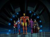 Synthezoid Avengers