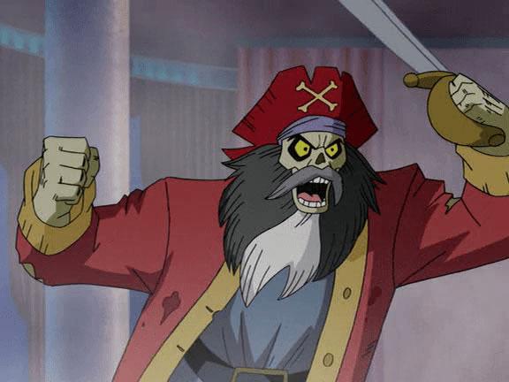 Captain Beard Skunk