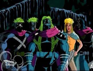 Assassins Guild Marvel
