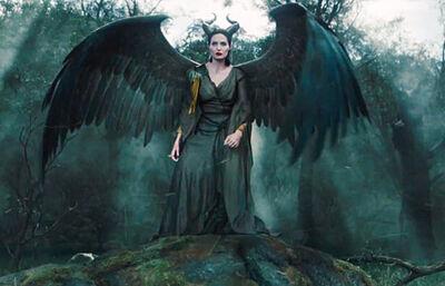 Maleficent rejuvenated live action