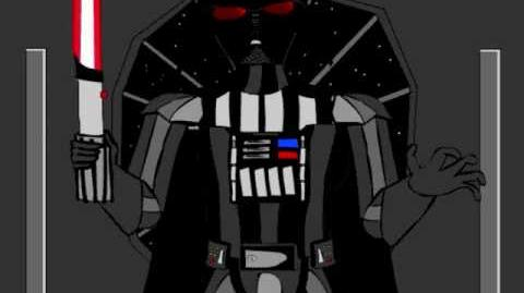 Darth Vader Animation