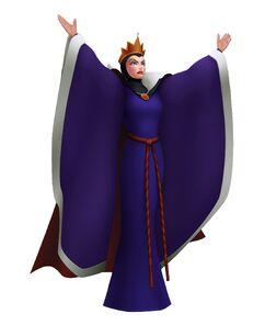 Queen Grimhilde CGI