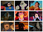 Frollo's Alliance (Heroes vs. Villains)