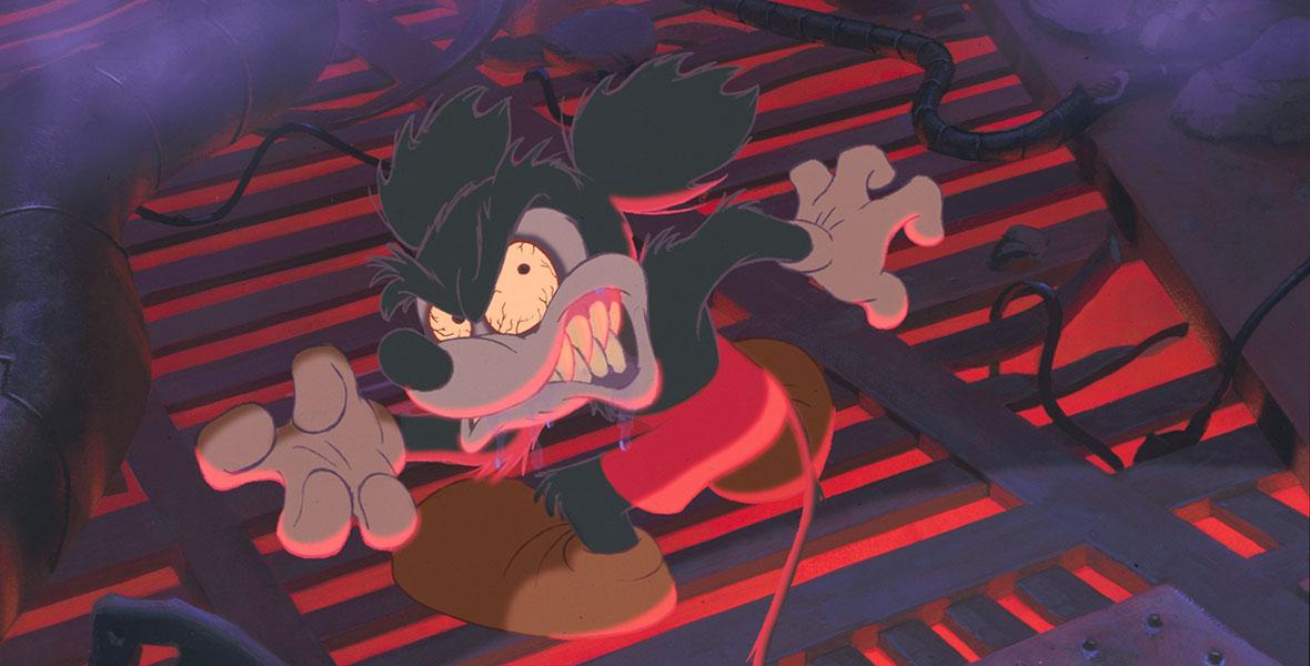 Feral Mickey   Disney Versus Non-Disney Villains Wiki