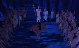 The Powhatan Tribe