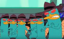 Evil Perry Clones