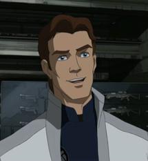 Curt Connorss U-Spider-man 2012