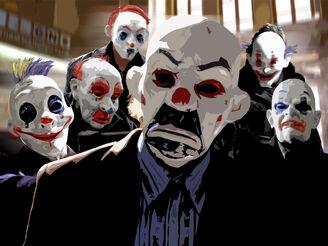 Joker's thugs live action